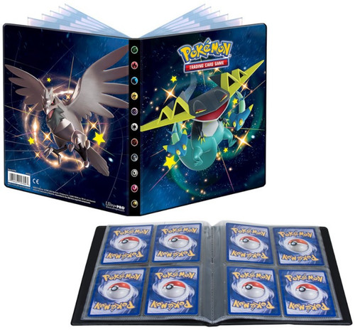 Ultra Pro Pokemon Trading Card Game Shining Fates 4-Pocket Portfolio