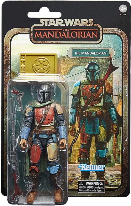Star Wars Black Series Credit Collection The Mandalorian Exclusive Action Figure