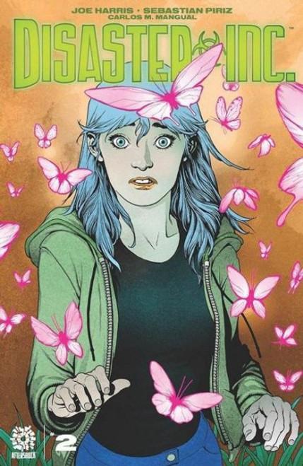 Aftershock Comics Disaster, Inc. #2A Comic Book