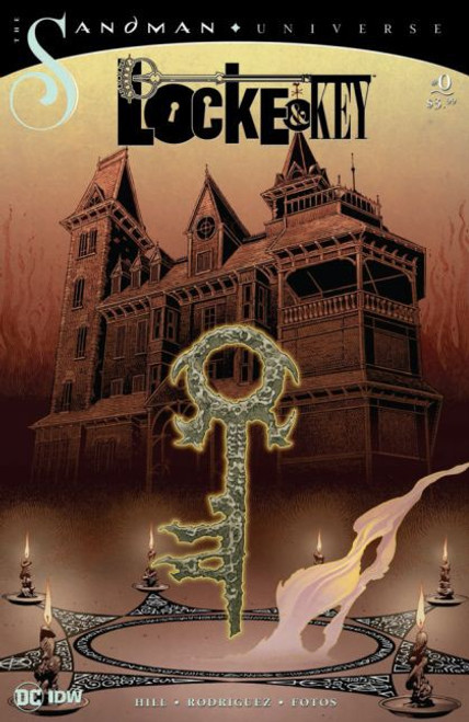 IDW Publishing Locke & Key Sandman: Hell & Gone #0 Comic Book
