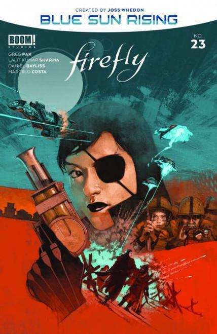 Boom! Studios Firefly #23A Comic Book