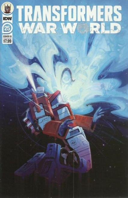IDW Publishing The Transformers (2019) #25B Comic Book