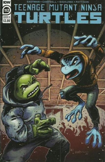 IDW Publishing Teenage Mutant Ninja Turtles, Vol. 5 #112B Comic Book