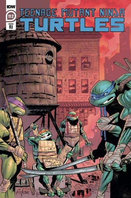 IDW Publishing Teenage Mutant Ninja Turtles, Vol. 5 #112 Comic Book [Mason Variant]