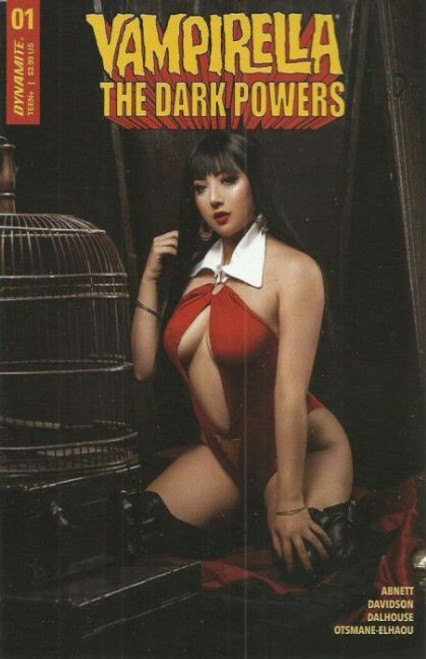 Dynamite Entertainment Vampirella: The Dark Powers #1E Comic Book