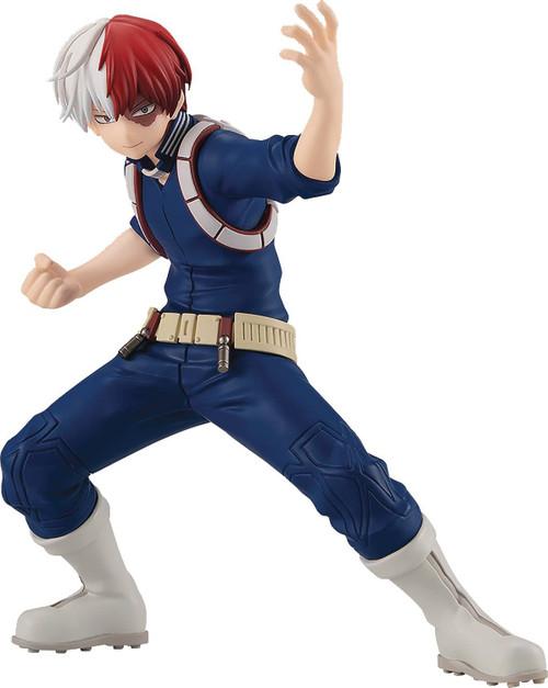 My Hero Academia Pop Up Parade Shoto Todoroki 7-Inch Collectible PVC Figure [Hero Uniform]