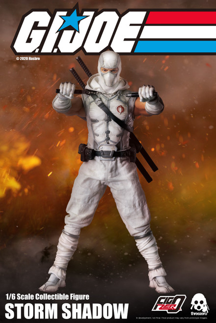 GI Joe Storm Shadow Action Figure (Pre-Order ships October)