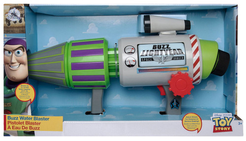 Disney Toy Story Buzz Lightyear Exclusive Water Blaster [2019 Version, Damaged Package]