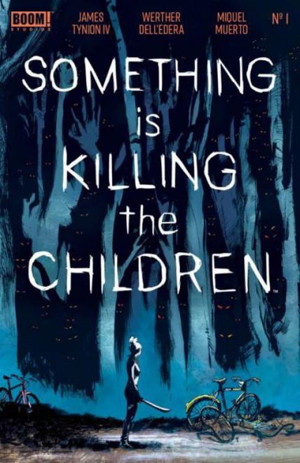 Boom! Studios Something is Killing the Children #1 Comic Book [LCSD 2020 Foil Variant]