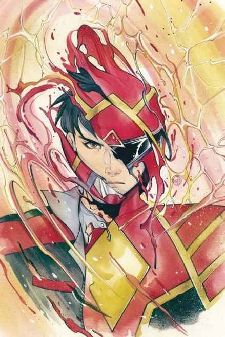 Boom! Studios Power Rangers #1 Comic Book [LCSD 2020 Foil Variant]
