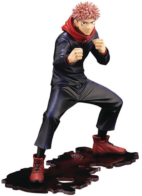 Jujutsu Kaisen ArtFXJ Yuji Itadori 7-Inch Collectible PVC Statue (Pre-Order ships September)