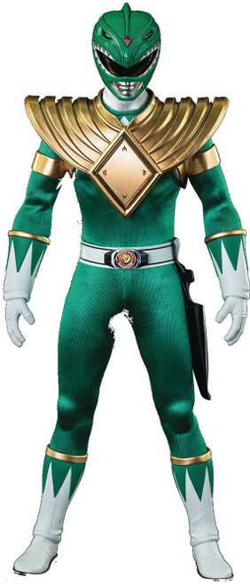 Power Rangers Mighty Morphin Green Ranger Action Figure (Pre-Order ships September)
