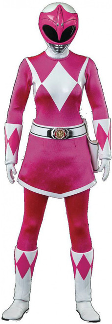 Power Rangers Mighty Morphin Pink Ranger Action Figure (Pre-Order ships September)