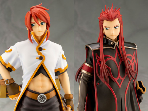 Tales of the Abyss ArtFXJ Luke & Asch 7-Inch Collectible PVC Statue (Pre-Order ships September)