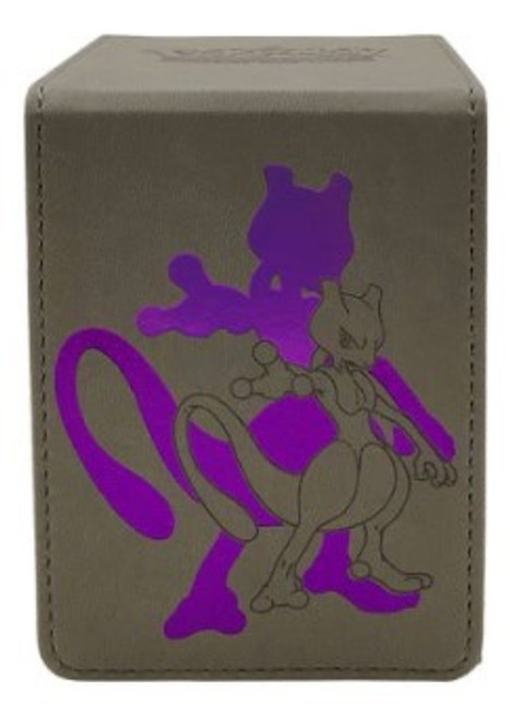 Ultra Pro Pokemon Trading Card Game Alcove Flip Mewtwo Box (Pre-Order ships March)
