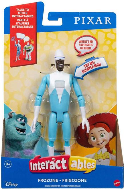 Disney / Pixar The Incredibles Interactables Frozone Action Figure