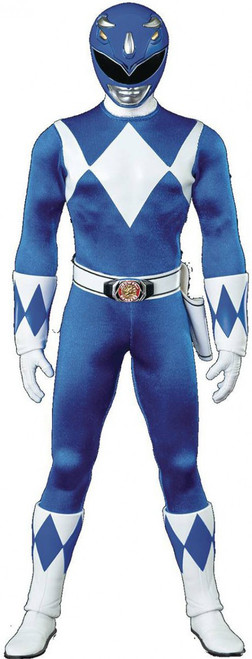Power Rangers Mighty Morphin Blue Ranger Action Figure (Pre-Order ships September)