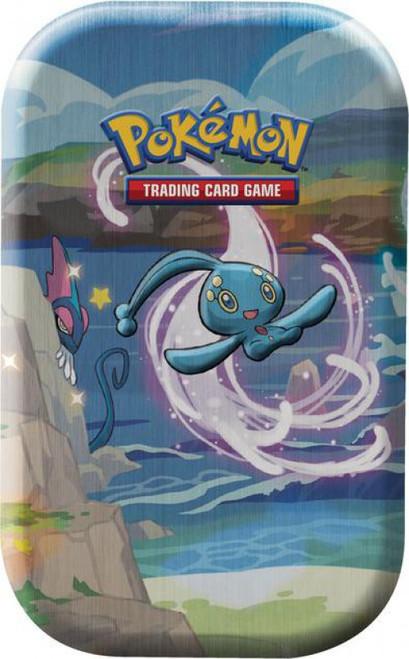 Pokemon Trading Card Game Shining Fates Manaphy Mini Tin (Pre-Order ships March)