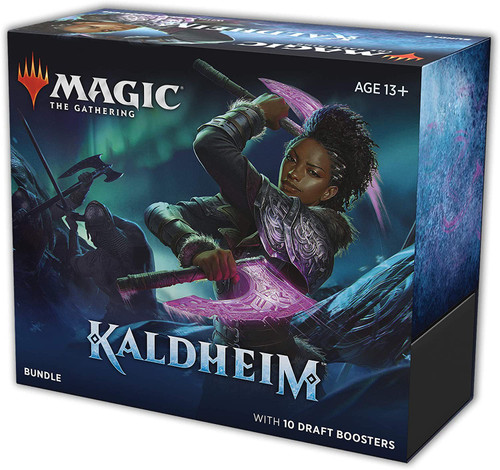 MtG Trading Card Game Kaldheim Bundle (Pre-Order ships February)