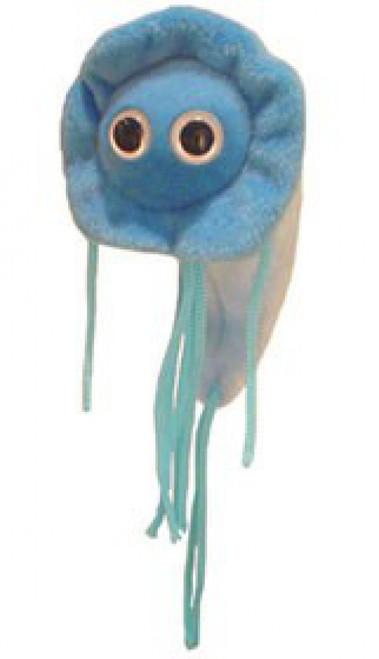 Giant Microbes Giardia Plush
