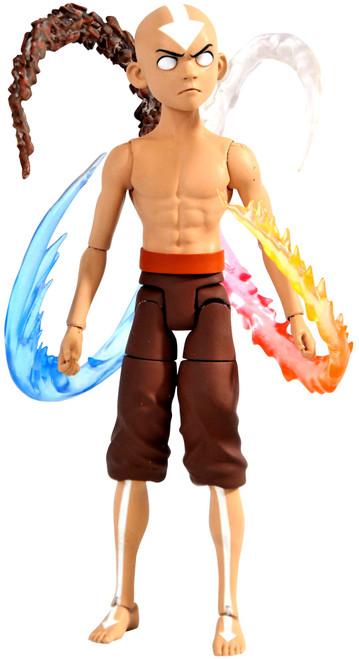 Avatar the Last Airbender Series 4 Final Battle Aang Action Figure (Pre-Order ships June)