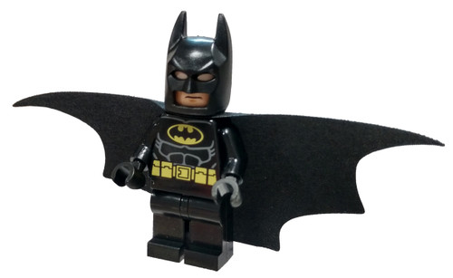 LEGO DC Universe Super Heroes Batman II Batman Minifigure [Outstretched Cape Loose]