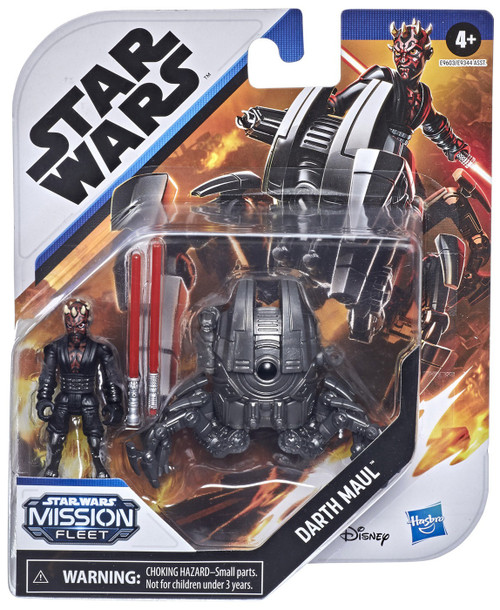 Star Wars Mission Fleet Darth Maul 2.5-Inch Micro Vehicle