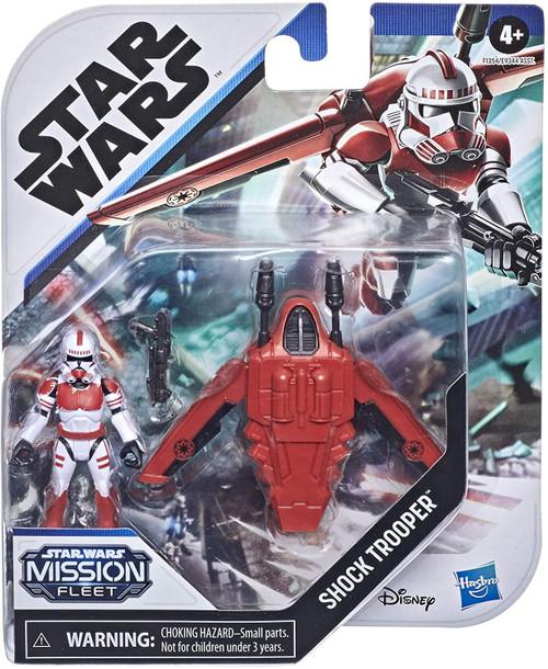 Star Wars Mission Fleet Shock Trooper 2.5-Inch Micro Vehicle