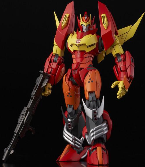 "Transformers Furai Rodimus 5.9-Inch 5.9"" Model Kit [IDW Version] (Pre-Order ships June)"