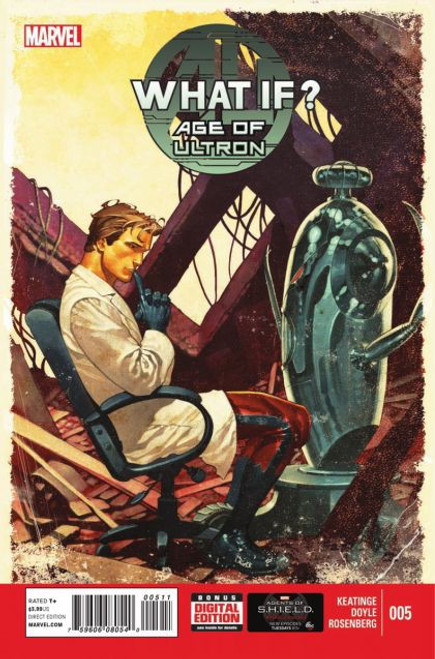 Marvel What If: Age Of Ultron #5A Comic Book