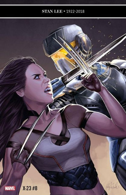 Marvel X-23, Vol. 4 #8A Comic Book