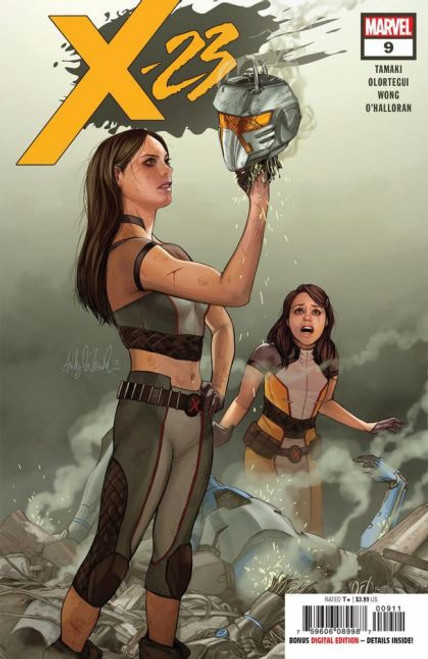 Marvel X-23, Vol. 4 #9A Comic Book