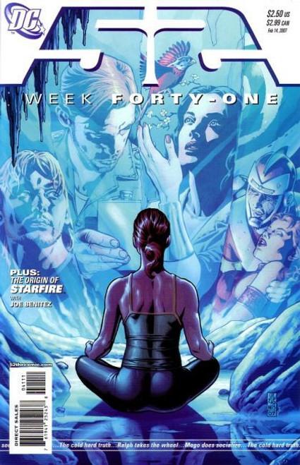 DC Comics 52 #41 Comic Book