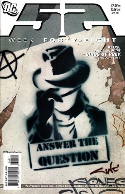 DC Comics 52 #48 Comic Book