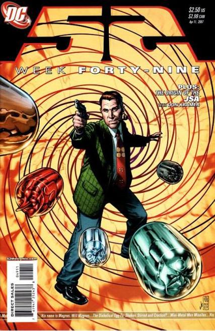 DC Comics 52 #49 Comic Book