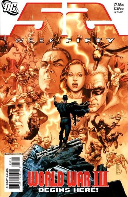 DC Comics 52 #50 Comic Book