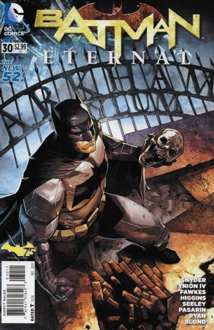 DC Comics Batman Eternal #30 Comic Book