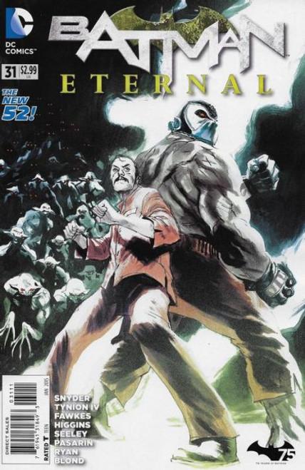 DC Comics Batman Eternal #31 Comic Book