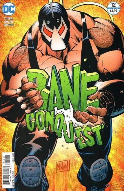 DC Comics Bane: Conquest #12 Comic Book
