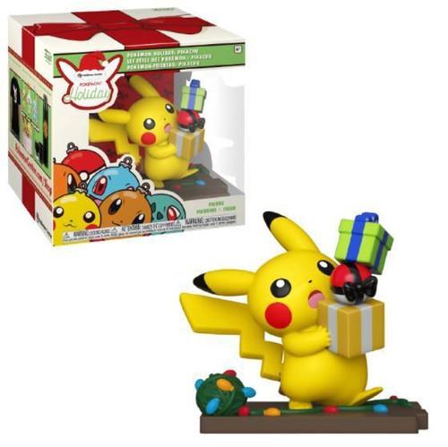 Funko Pokemon Holiday Pikachu Vinyl Figure