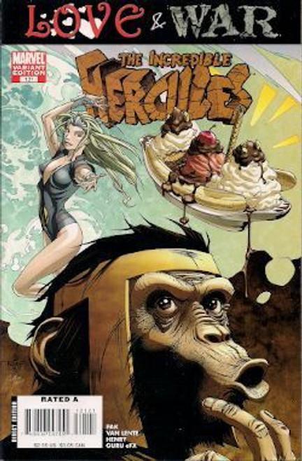 Marvel Incredible Hercules #121B Comic Book