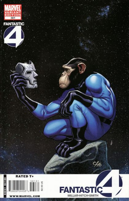 Marvel Fantastic Four, Vol. 3 #561B Comic Book