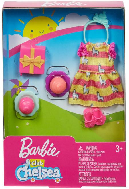 Barbie Club Chelsea Birthday Accessory Pack