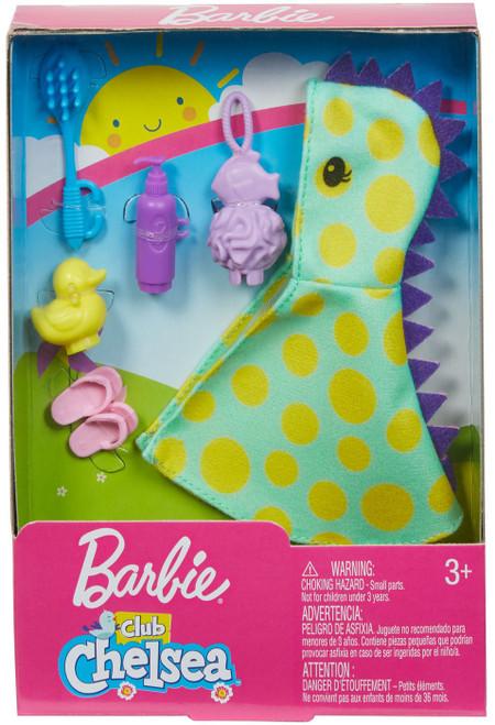 Barbie Club Chelsea Bathtime Fashion Accessory Pack