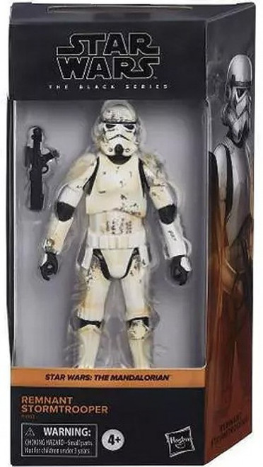 Star Wars The Mandalorian Black Series Remnant Stormtrooper Exclusive Action Figure