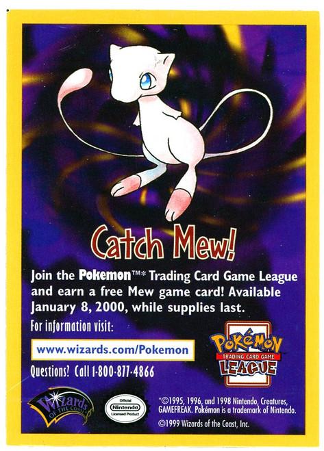 Promo Cards Pokemon The First Movie Rare Single Promo Card [1 RANDOM Card]