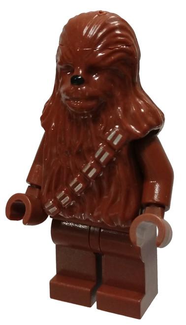 LEGO Star Wars Chewbacca Minifigure [Reddish Brown Loose]
