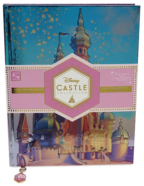 Disney Princess Tangled Castle Collection Exclusive 11.5-Inch Journal