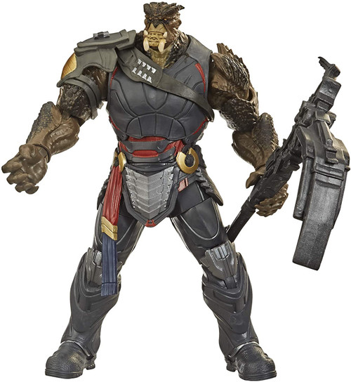 Avengers Infinity War Marvel Legends Cull Obsidian Action Figure [Children of Thanos Loose]