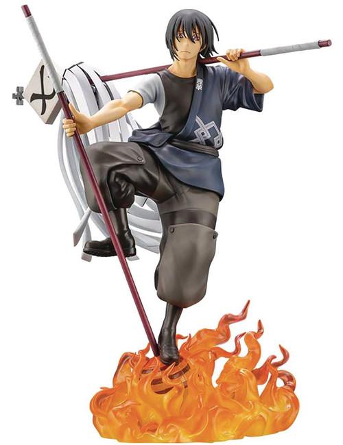 Fire Force Artfx-J Shinmon Benimaru 9-Inch Collectible PVC Figure (Pre-Order ships November)
